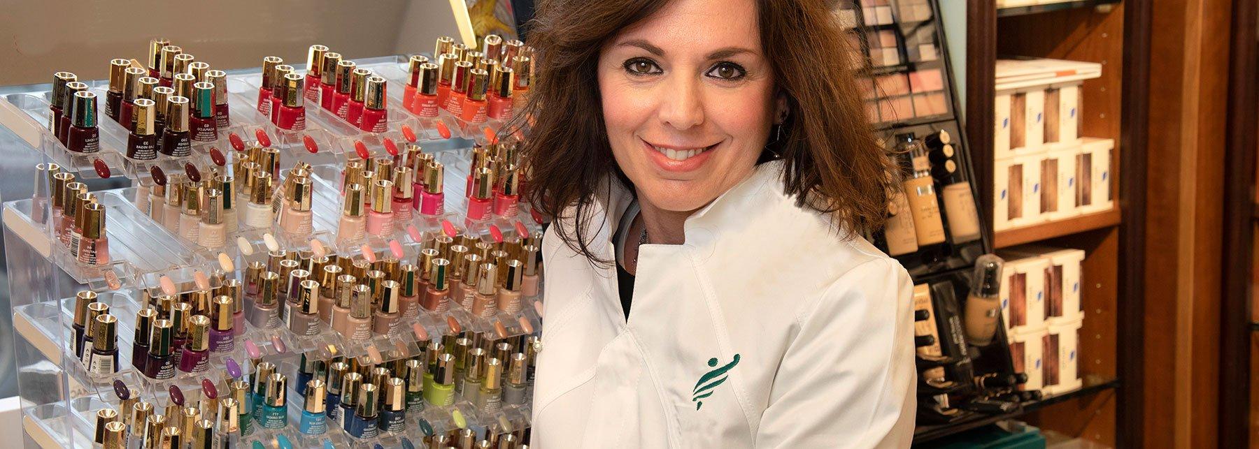 Consulenze make-up e dermocosmetiche - Farmacie Trisoglio - Trofarello