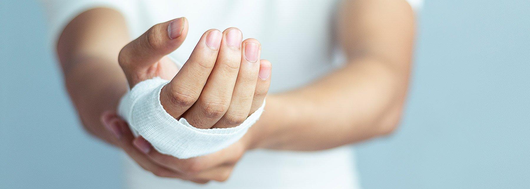 Reparto medicazione - Farmacia Trisoglio